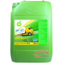 Моторное масло BP Vanellus Multi A 10w-40 20 л
