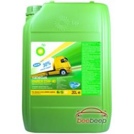 Моторное масло BP Vanellus Multi A 15w-40 20 л