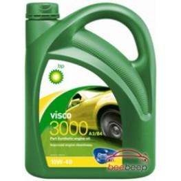 Моторное масло BP Visco 3000 A3/B4 10w-40 4 л