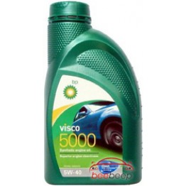 Моторное масло BP Visco 5000 5w-40 1 л