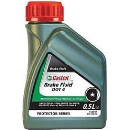 Тормозная жидкость Castrol Brake Fluid DOT 4 500 мл