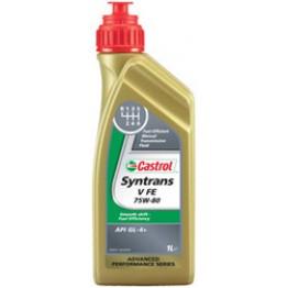 Трансмиссионное масло Castrol Syntrans V FE 75w-80 1 л