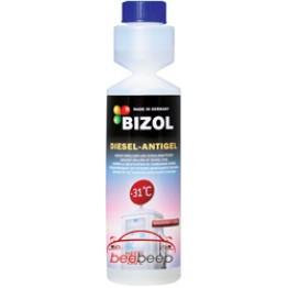 Антигель для дизельного топлива Bizol Diesel-Antigel 250 мл