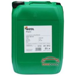 Моторное масло Bizol Gold SAE 10w-40 20 л