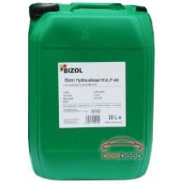 Гидравлическое масло Bizol Hydraulikoel HVLP 46 20 л