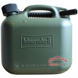 Канистра для топлива Hunersdorff Profi 5 л