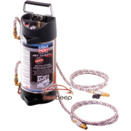 Аппарат для очистки инжекторов Liqui Moly JetClean-Gerat Plus 1 шт