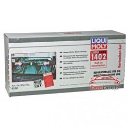 Набор для вклейки стекол «Среднемодульный» Liqui Moly Liquifast 1402 (Kartuschen-Set) 1 набор