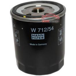 Фильтр масляный Mann-Filter W 712/54