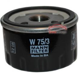 Фильтр масляный Mann-Filter W 75/3