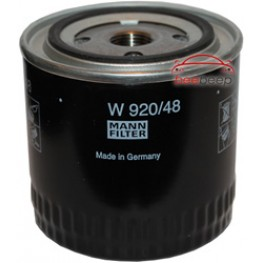 Фильтр масляный Mann-Filter W 920/48