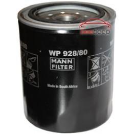 Фильтр масляный Mann-Filter WP 928/80