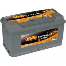 Аккумулятор автомобильный Centra Futura CA1000 100Ah 1 шт