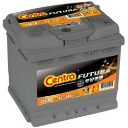 Аккумулятор автомобильный Centra Futura CA530 53Ah 1 шт