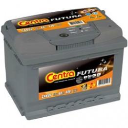 Аккумулятор автомобильный Centra Futura CA602 60Ah 1 шт