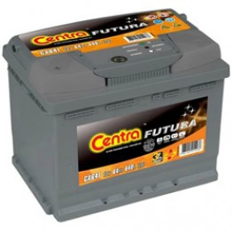 Аккумулятор автомобильный Centra Futura CA641 64Ah 1 шт