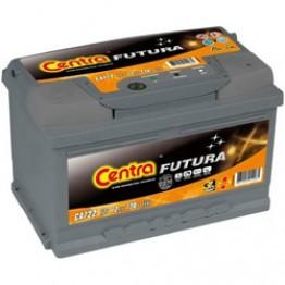 Аккумулятор автомобильный Centra Futura CA722 72Ah 1 шт