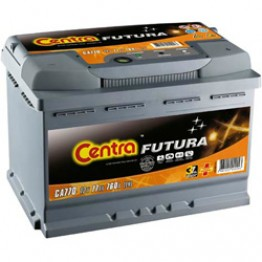 Аккумулятор автомобильный Centra Futura CA770 77Ah 1 шт