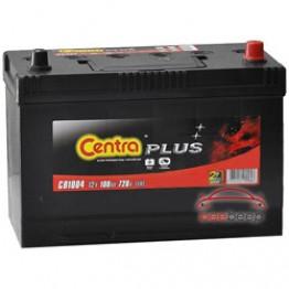 Аккумулятор автомобильный Centra Plus CB1004 100Ah 1 шт