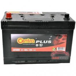 Аккумулятор автомобильный Centra Plus CB1005 100Ah 1 шт