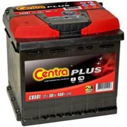 Аккумулятор автомобильный Centra Plus CB501 50Ah 1 шт