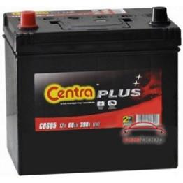 Аккумулятор автомобильный Centra Plus CB605 60Ah 1 шт