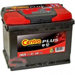 Аккумулятор автомобильный Centra Plus CB620 62Ah 1 шт