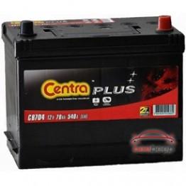 Аккумулятор автомобильный Centra Plus CB704 70Ah 1 шт