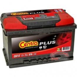 Аккумулятор автомобильный Centra Plus CB712 71Ah 1 шт