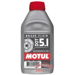Тормозная жидкость Motul DOT 5.1 Brake Fluid 500 мл