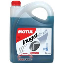 Антифриз Motul Inugel Classic -25°C 5 л