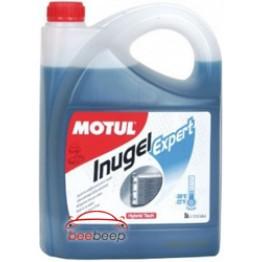 Антифриз Motul Inugel Expert -37°C 5 л