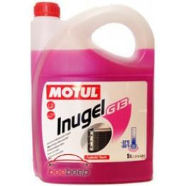 Антифриз Motul Inugel G13 -37°C 5 л
