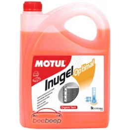 Антифриз Motul Inugel Optimal -37°C 5 л
