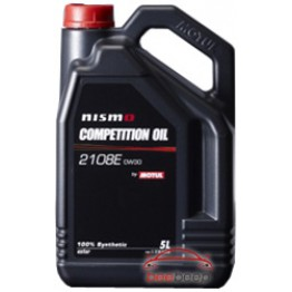 Моторное масло Motul Nismo Competition Oil 2108E 0w-30 910151/102821 5 л