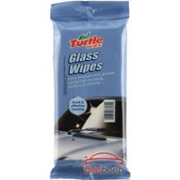 Салфетки для стекла Turtle Wax Glass Wipes 20 шт (упаковка)
