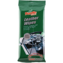 Салфетки для кожи Turtle Wax Leather Wipes 20 шт (упаковка)