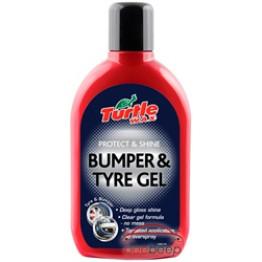 Полироль-гель для шин и бампера Turtle Wax Protect & Shine Bumper & Tyre Gel 500 мл