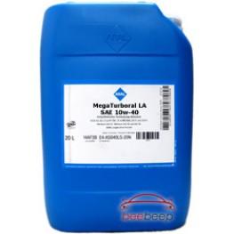 Моторное масло Aral MegaTurboral LA 10w-40 20 л