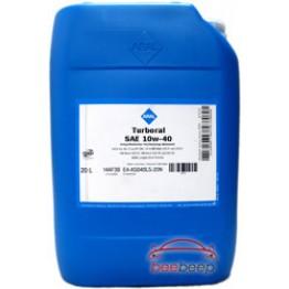 Моторное масло Aral Turboral 10w-40 20 л