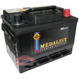 Аккумулятор автомобильный Medalist 44Ah 544 34 1 шт