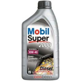 Моторное масло Mobil Super 2000 X1 Diesel 10w-40 1 л