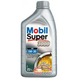 Моторное масло Mobil Super 3000 X1 Formula FE 5w-30 1 л