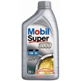 Моторное масло Mobil Super 3000 XE 5w-30 1 л