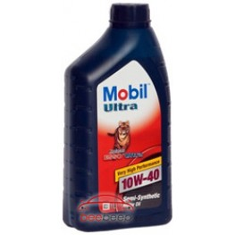 Моторное масло Mobil Ultra 10w-40 1 л