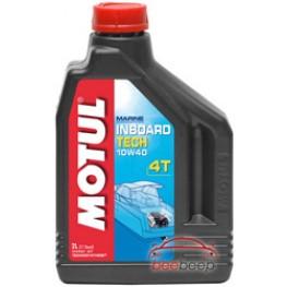 Моторное масло для лодок 4Т Motul Inboard Tech 4T 10w-40 2 л
