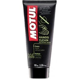 Крем для сухой чистки рук Motul M4 Hands Clean 100 мл