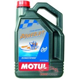 Моторное масло для гидроциклов 2Т Motul Powerjet 2T 4 л