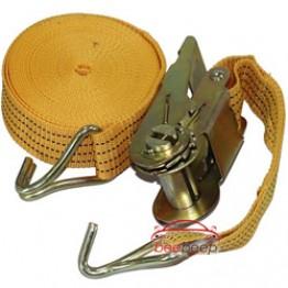 Стяжной ремень с храповым механизмом 10 м / 2500 кг Vitol ST-213