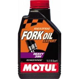 Масло для вилки мотоцикла Motul Fork Oil Expert Heavy 20W 1 л